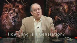 Video Image Thumbnail: This Generation Shall Not Pass