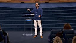 Video Image Thumbnail:Grace Life Conference 2019: Sit With Me Part 2
