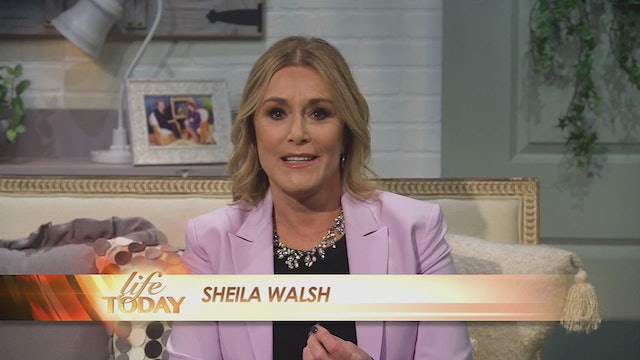Sheila Walsh - Believing The Unbelievable