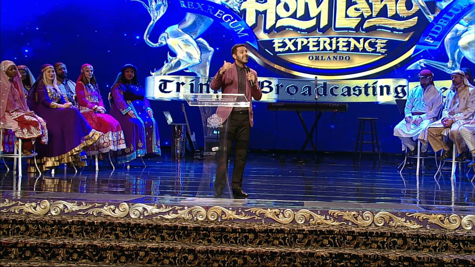 Watch Live From The Holy Land Experience