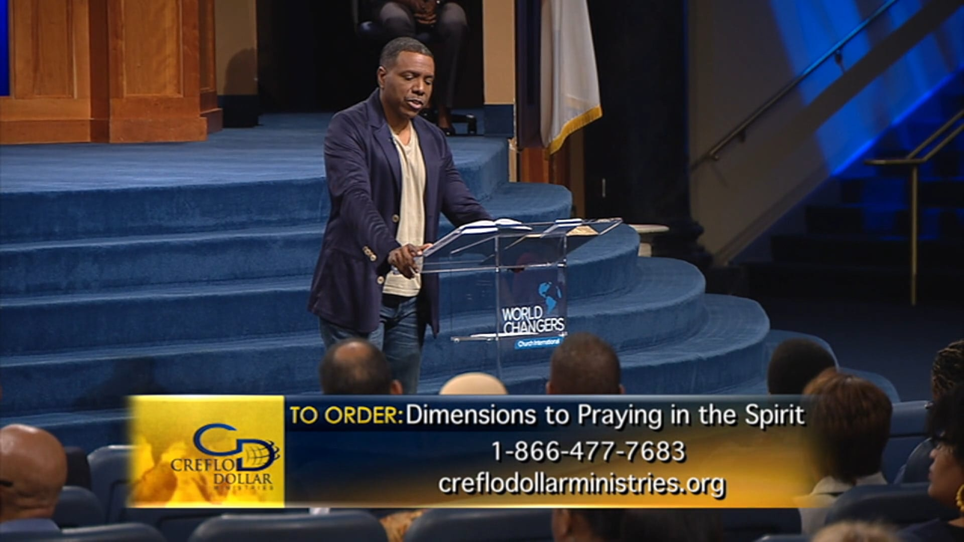 Watch Dimensions to Praying in the Spirit