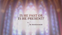 Video Image Thumbnail:Is He Past or Is He Present?