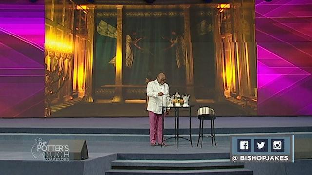 The Gospel Hidden in a Tent: Aroma of Prayer