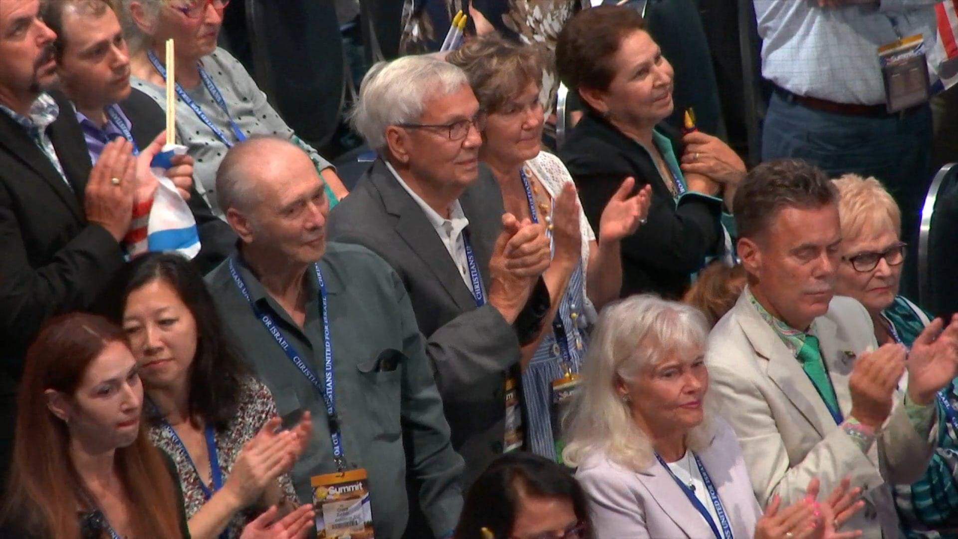 Watch Christians United for Israel Summit