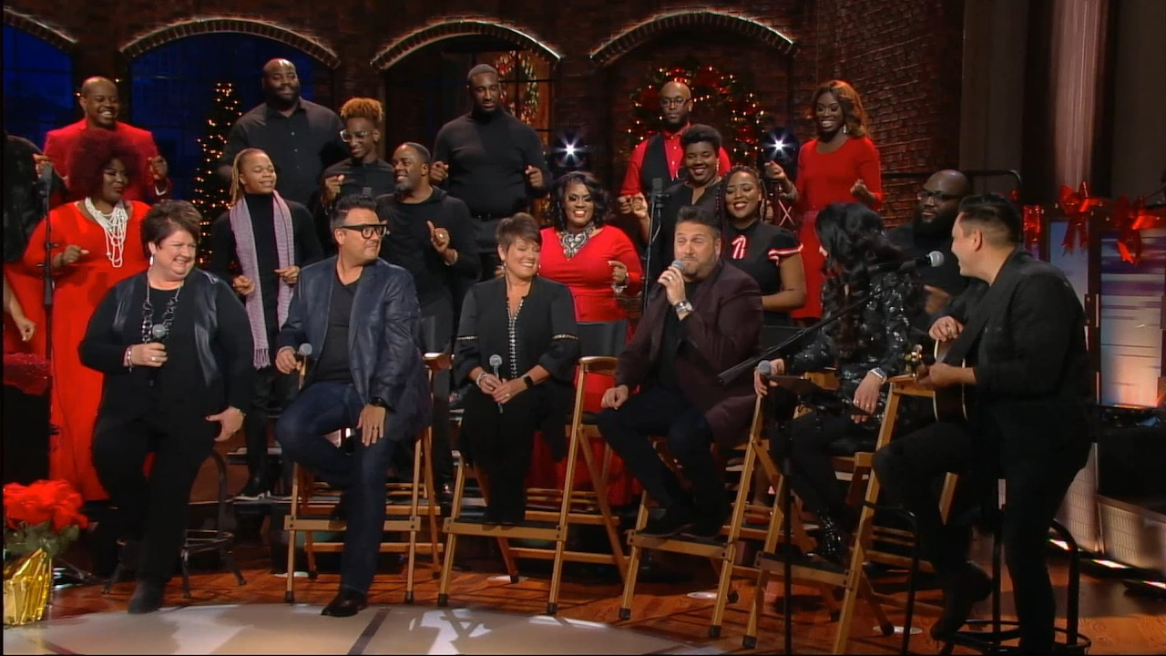 Watch Praise | Javen Hosts Geron Davis, Jaci Velasquez, and More | December 11, 2019
