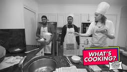 Video Image Thumbnail:What's Cooking with Young & Free