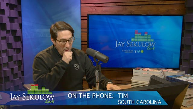"ACLJ This Week with Jay Sekulow, ""Def..."