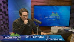 "Video Image Thumbnail:ACLJ This Week with Jay Sekulow, ""Defend A Hero: Sgt. Marland"" Part 2"