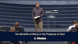 Video Image Thumbnail:Ten Benefits of Being in the Presence of God