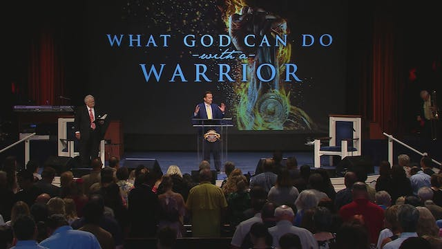 What God Can Do With A Warrior