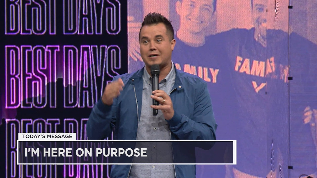 Watch I'm Here On Purpose