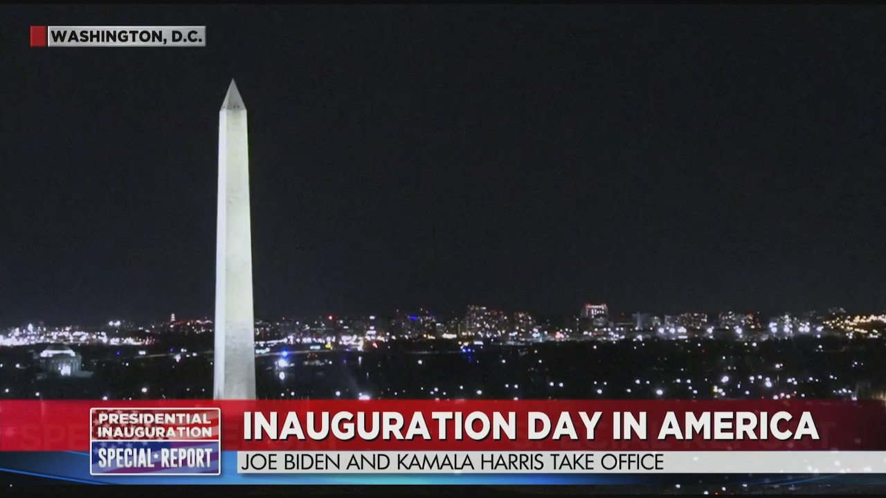 Watch Presidential Inauguration Part 3