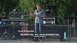 Video Image Thumbnail:John's Insight