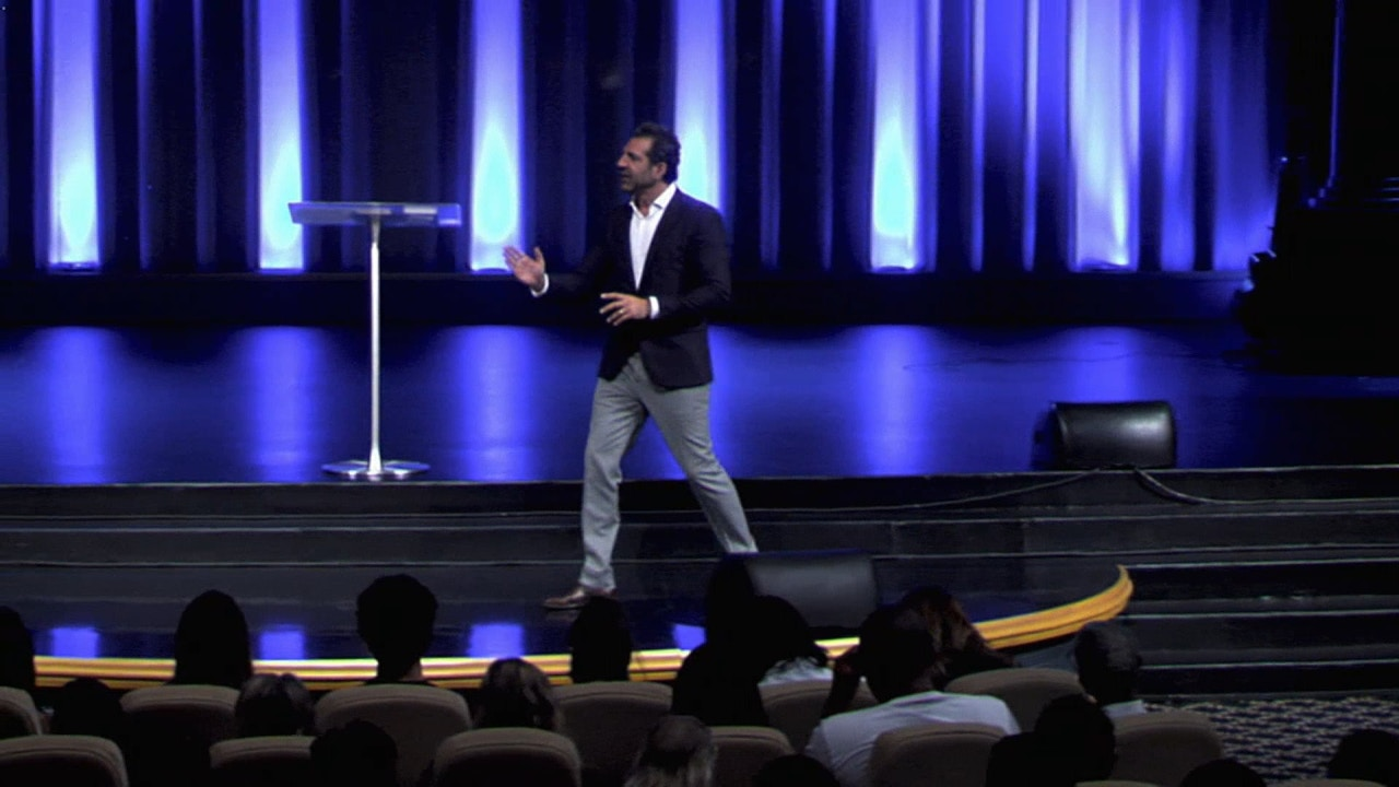 Watch Healing Insecurity: The Father Fracture