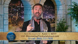 Video Image Thumbnail:The Jewish Jesus with Rabbi Kirt Schneider