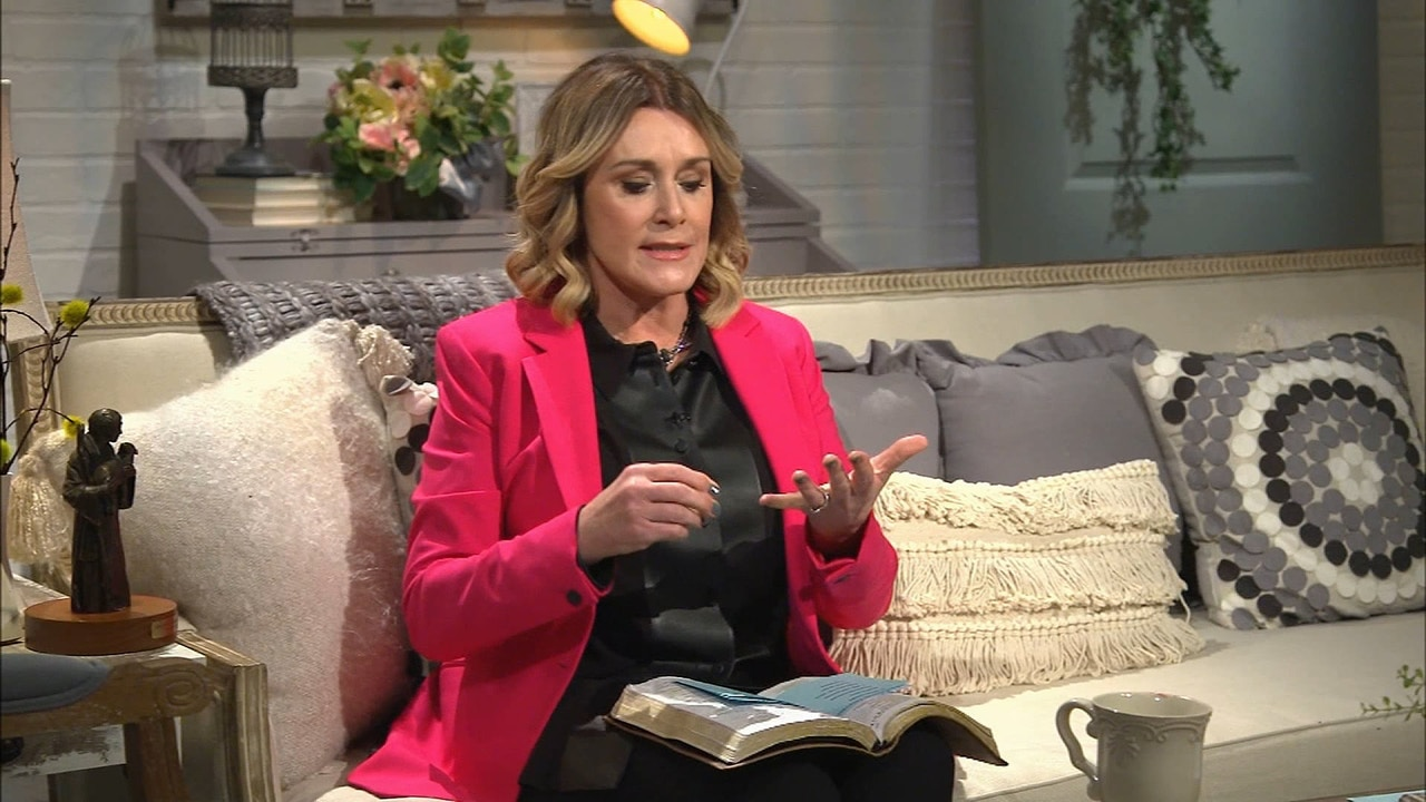 Watch Sheila Walsh | The Power of Praying God's Word