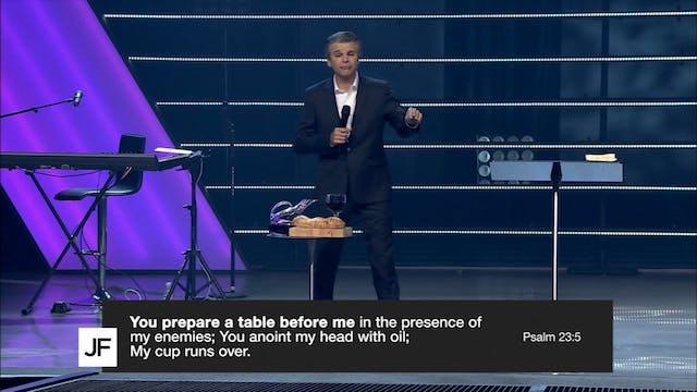 The Power of the Lord's Table