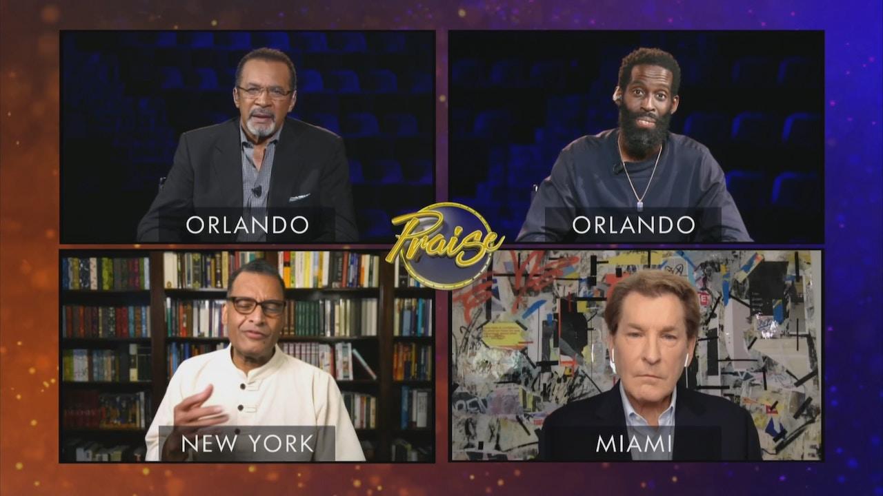 Watch Praise | Tye Tribbett, A.R. Bernard, Rich Wilkerson Sr. | May 28, 2020