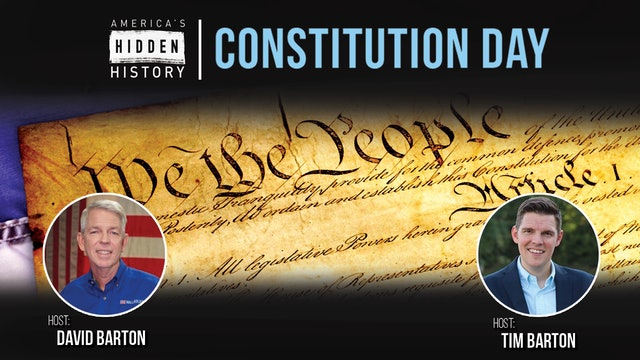 America's Hidden History - Constitution Day