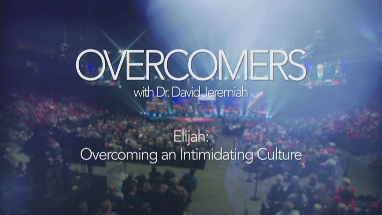 Watch Elijah: Overcoming an Intimidating Culture