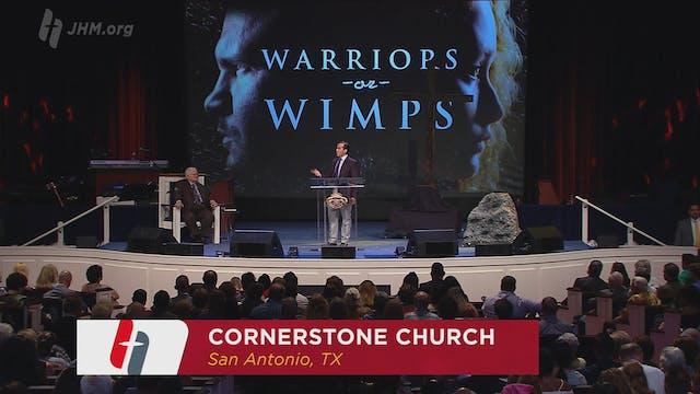 Warrior Or Wimps?