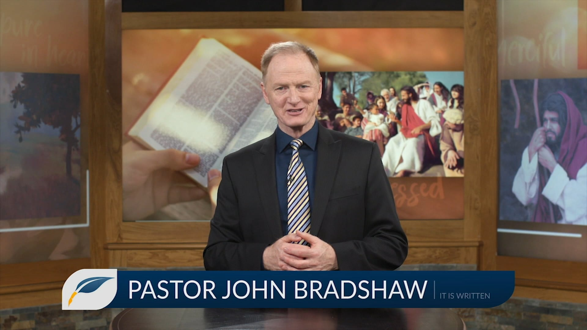 Watch Great Chapters Of The Bible: Matthew 5