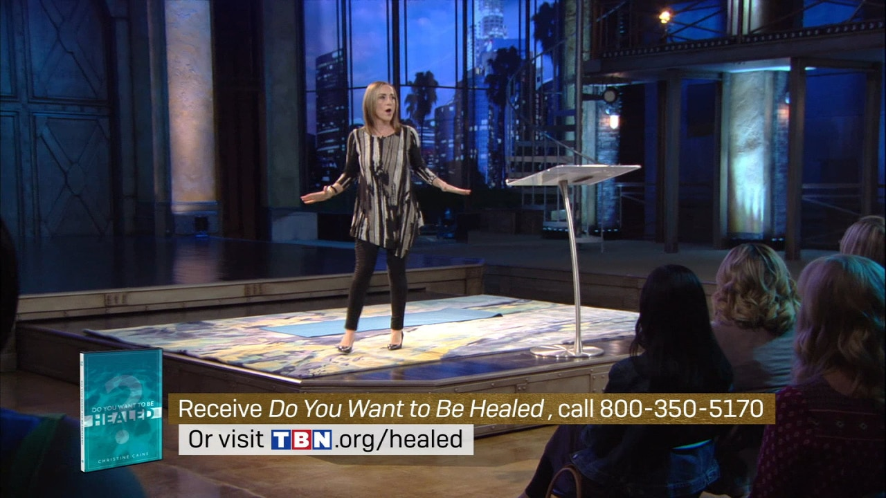 Watch Do You Want to Be Healed Part 1