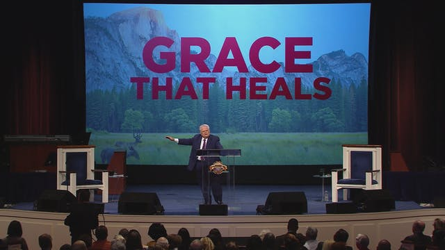 The Grace That Heals