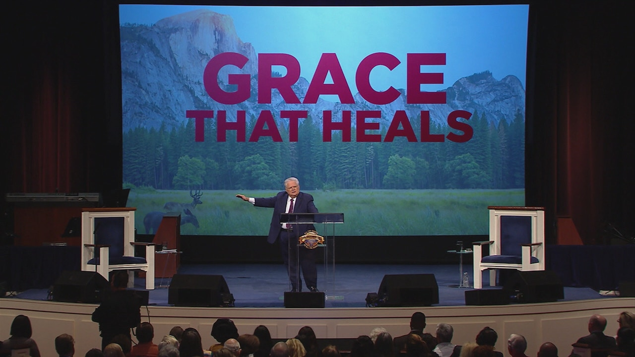 Watch The Grace That Heals
