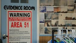 Video Image Thumbnail:Conspiracy, More Than Just a Theory: Area 51