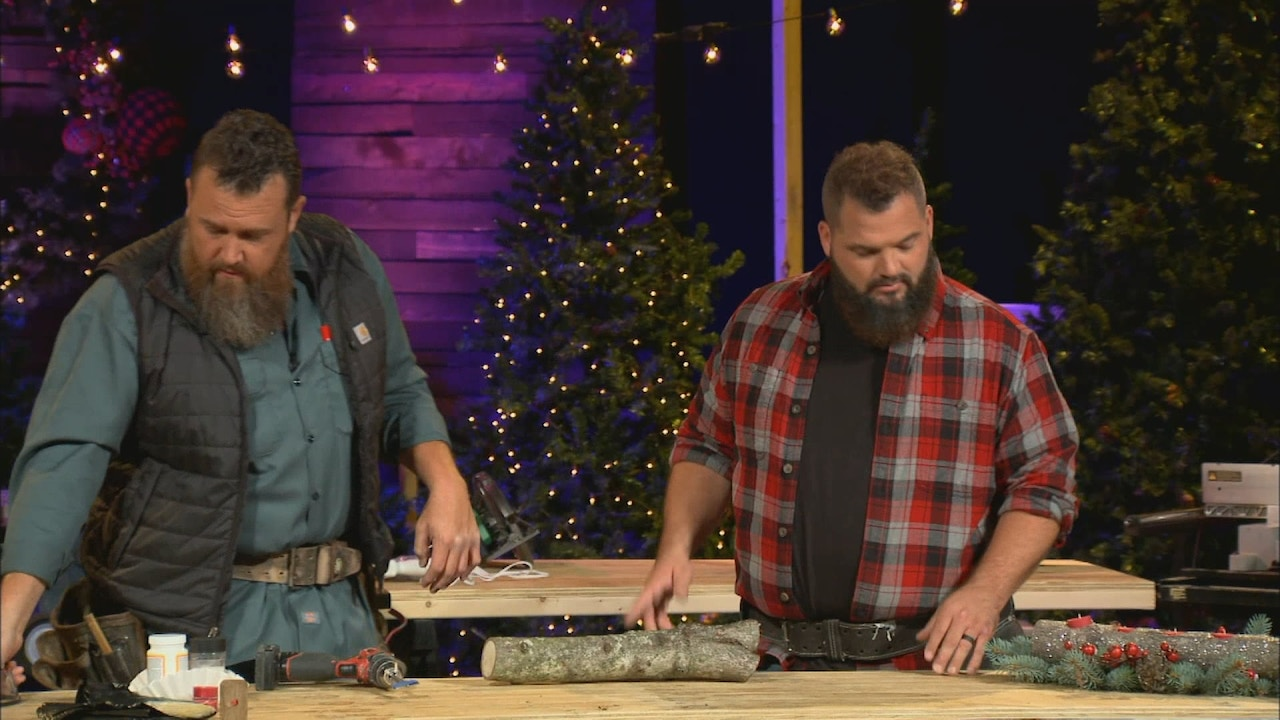Watch Singing Contractors: Building a Christmas to Remember