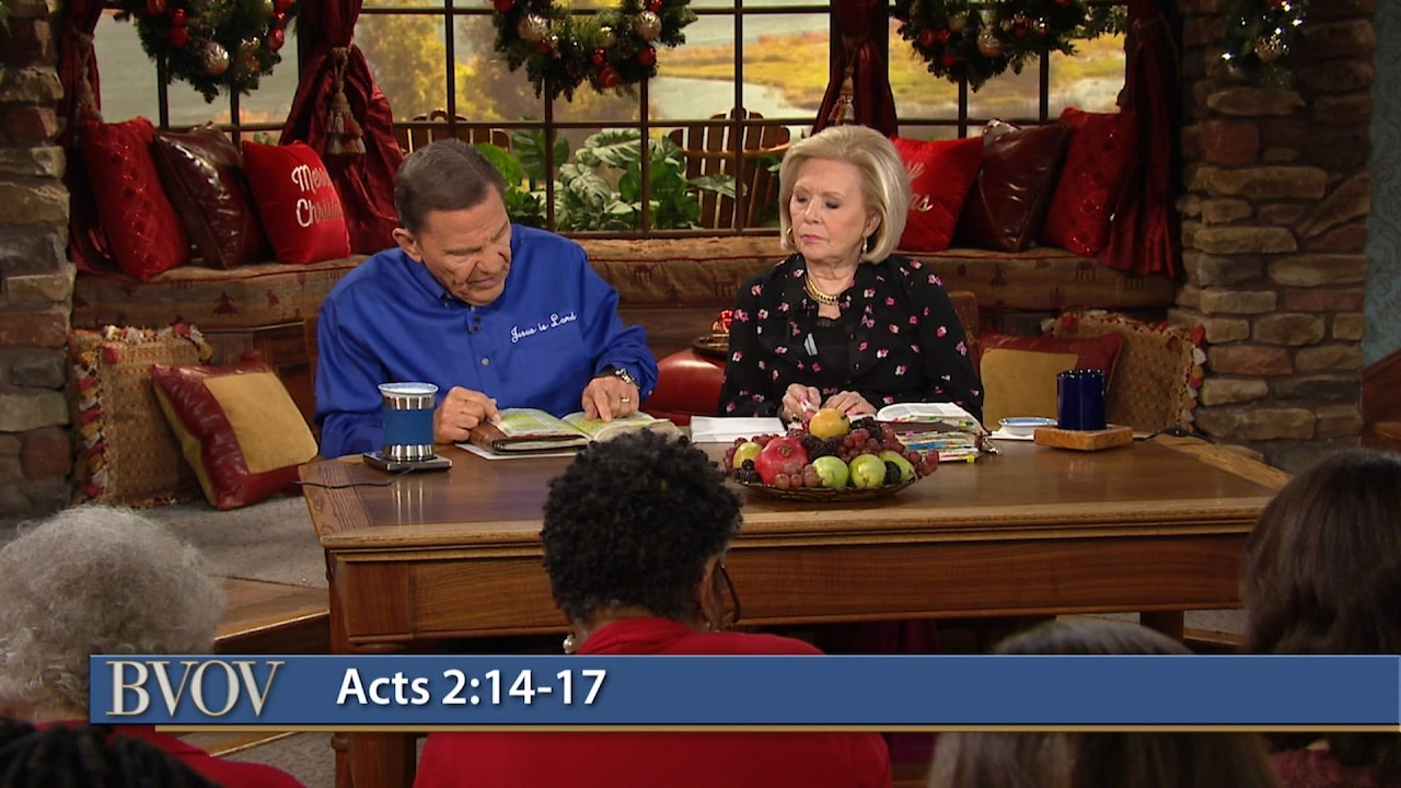 Watch What Intercessors Will Access in 2020