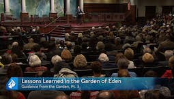 Video Image Thumbnail: Lessons Learned in the Garden of Eden