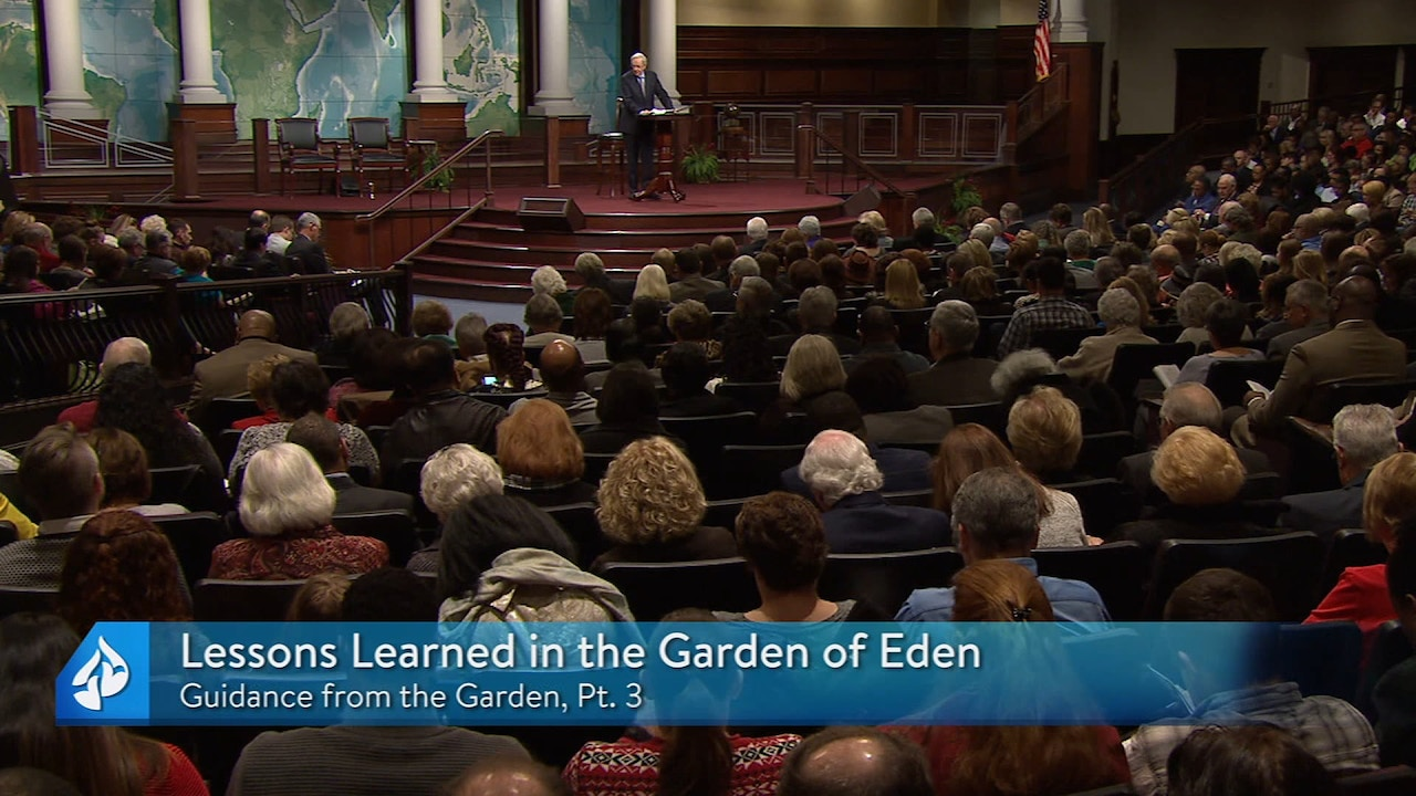 Watch Lessons Learned in the Garden of Eden