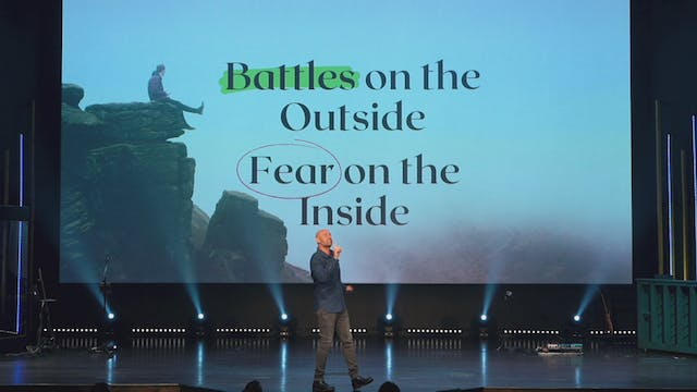 Battles On The Outside, Fear On The I...