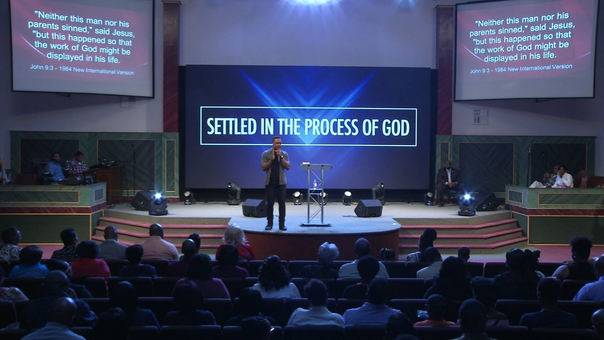 Watch Settled in the Process of God Part 1