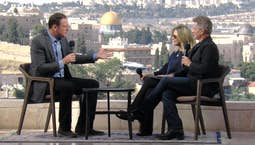Matt & Laurie Crouch hosts Erick Stakelbeck from Jerusalem, Israel