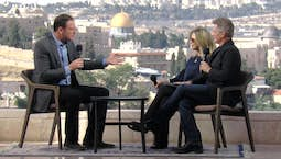 Video Image Thumbnail: Matt & Laurie Crouch hosts Erick Stakelbeck from Jerusalem, Israel