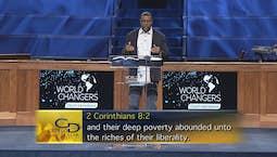 Video Image Thumbnail:Giving in Partnership and Fellowship