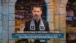 Video Image Thumbnail:The Jewish Jesus with Rabbi Kirt Schneider