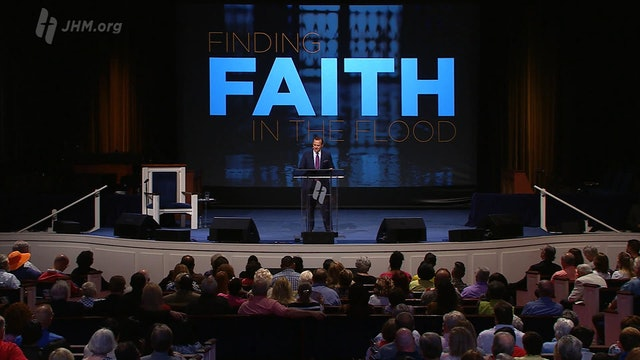 Finding Faith in the Flood: Build an Ark for Your Family
