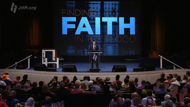 Finding Faith in the Flood: Build an ...