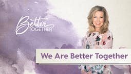 Video Image Thumbnail:Better Together LIVE | Episode 16
