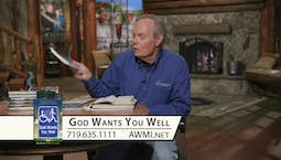 Video Image Thumbnail:God Wants You Well | Thursday
