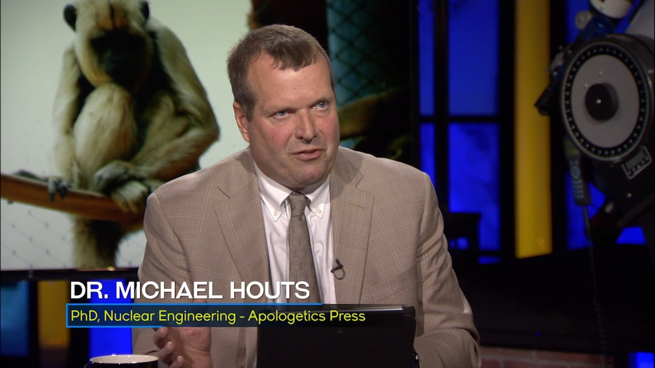 Watch Dr. Michael Houts | How Evolution Pseudo-Science Has Held Back Scientific Pro...