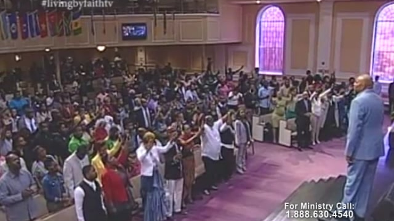 Watch Pentecost Outpouring