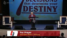 Video Image Thumbnail:7 Decision That Determine Your Destiny: The Decision To Pray With Power