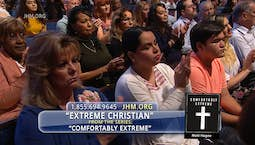 Video Image Thumbnail: Comfortably Extreme: Extreme Christian Part 2