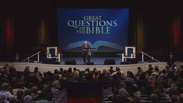 Great Questions of the Bible: The Sup...