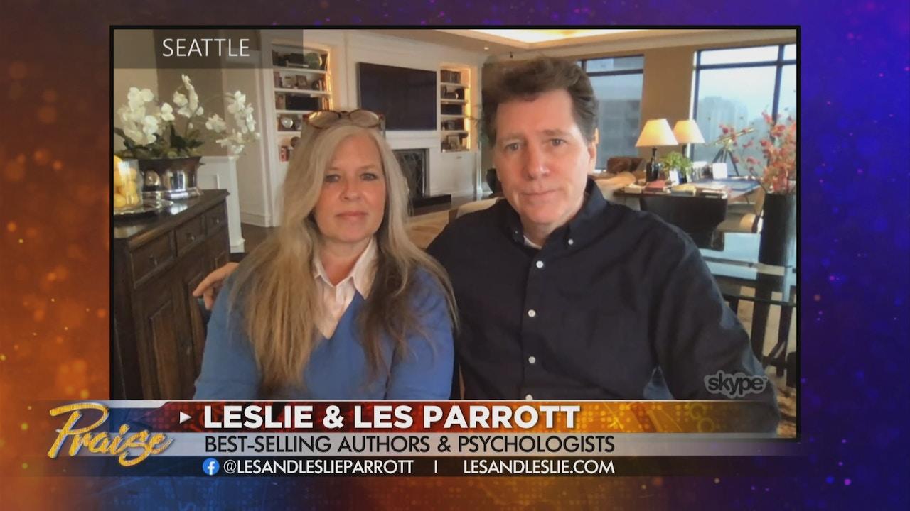 Watch Praise | Les and Leslie Parrott | April 23, 2020